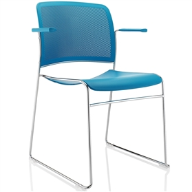 Boss Design Starr Stacking Conference Chair