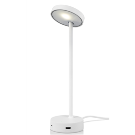NEXT DAY DELIVERY! CBS Lolly Personal LED Light with USB  A & C Charging, White
