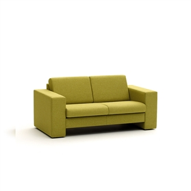 Edge Design  Crisp Two Seat Sofa