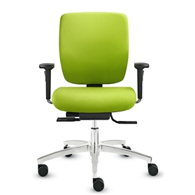 Dauphin Shape Elan Medium Back Office Chair