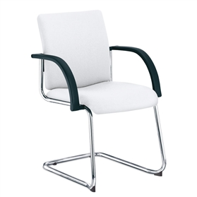 Dauphin Sim-o Cantilever Visitor Chair