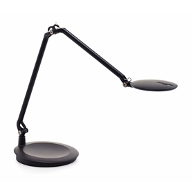 Humanscale Element Disc LED Lamp, Black