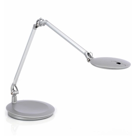 Humanscale Element Disc LED Lamp, Silver