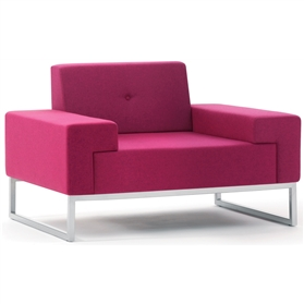 Edge Design HUB Single Sofa