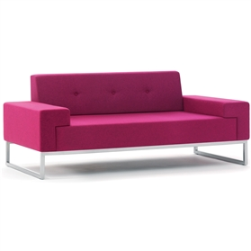 Edge Design HUB Two Seat Sofa