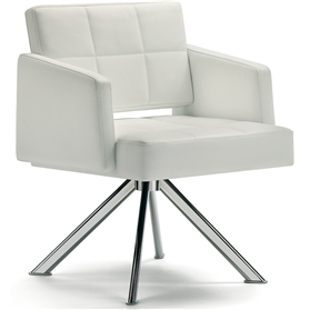 Edge Design Xross Four Star Base Armchair