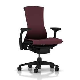 Herman Miller Embody, Rhythm Mulberry