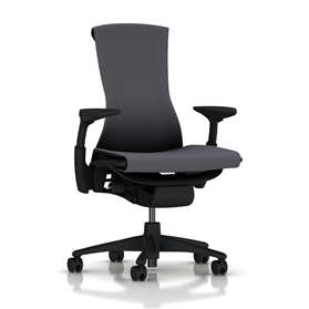 Herman Miller Embody, Rhythm Charcoal