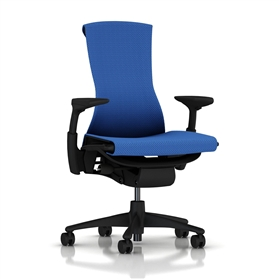 Herman Miller Embody Balance, Berry Blue