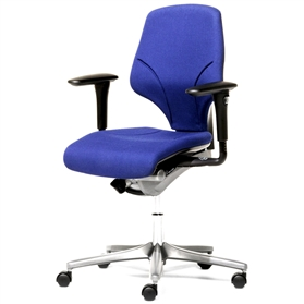 Giroflex G64-7078 Mid Back Swivel Armchair