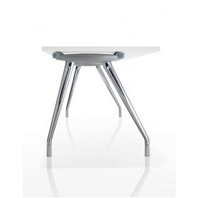 Herman Miller Abak Environments Desk, Melamine Top