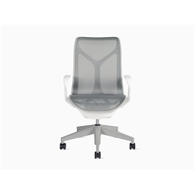 Herman Miller Cosm Mid-Back Cosm Chair Studio White