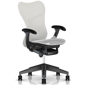 Herman Miller Mirra 2 Alpine and Graphite