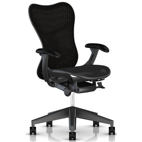 Herman Miller Mirra 2 - Graphite Edition