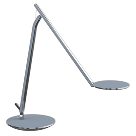 NEXT DAY DELIVERY! Humanscale Infinity LED Desk Light, Slate Blue Semi-Matt
