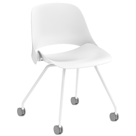 Humanscale Trea Four Leg Multipurpose Chair