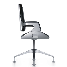 Interstuhl Silver 151S Medium Back Conference Chair