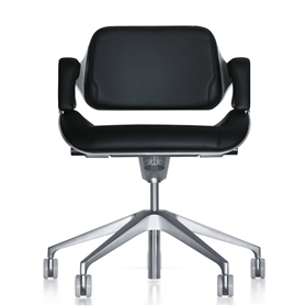 Interstuhl Silver Low Back Synchronous chair 162S