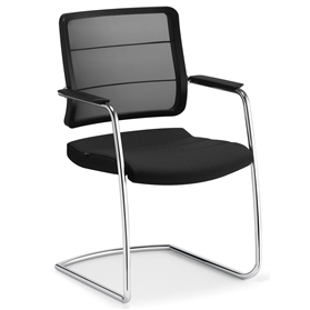 Interstuhl AirPad 5C30 Cantilever Frame Office Meeting Chair