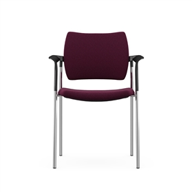 Komac Dream 4 Leg Upholstered Chair