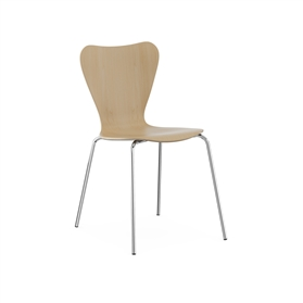 Komac Event 1 Wood Chair