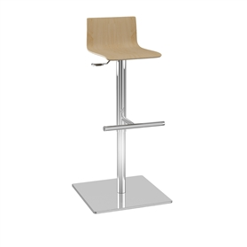 Komac Event 5 Wooden Bar Stool