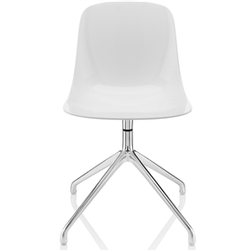 Komac Loop Swivel Base Chair