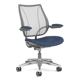 Humanscale Liberty Chair - Leather Seat Edition
