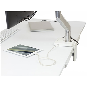 Humanscale M/Connect 2 Docking Station with Monitor Arm