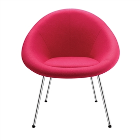 Connection Gloss Contemporary Tub Chair