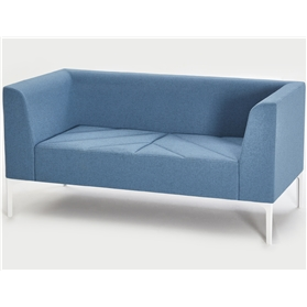 naughtone hatch two seat sofa