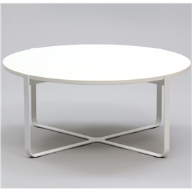 naughtone Trace Circular Coffee Table