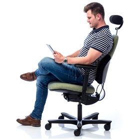 Orangebox Flo Occupational Health Chair Design Your Own