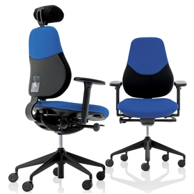 Orangebox Flo Occupational Health Chair