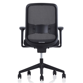 Orangebox Do Chair Black Edition with Tilt Limiter, Sheer Mesh