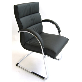 William Hands Orion Soft Cantilever Boardroom Chair