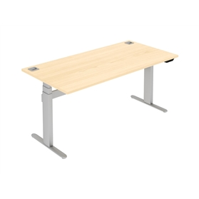 Elite 'I' Frame Electric Height Adjustable Sit & Stand Desk