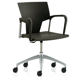 Pledge IKON Plastic Swivel Chair