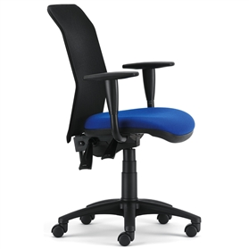 Pledge Air Double Mesh Back Swivel Office Chair