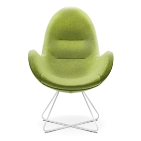 Connection Columbus Upholstered Lounge Chair