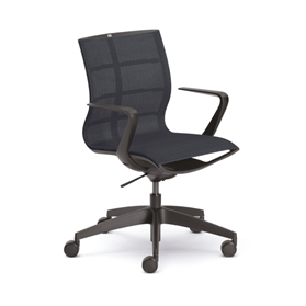 NEXT DAY DELIVERY! Sedus se:joy Swivel Chair, Black Edition