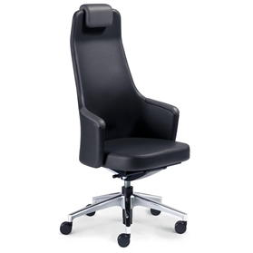 Sedus Silent Rush Management High Back Swivel Chair