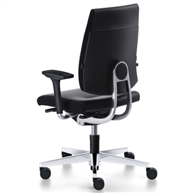 Sedus Black Dot Office Chair Mid Back