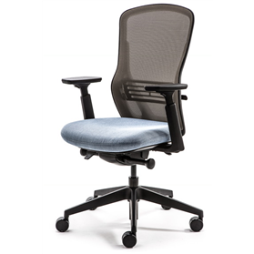 Senator Ousby Office Chair, Black Frame 7-10 Working Days