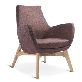 Connection Mae Medium Back Armchair