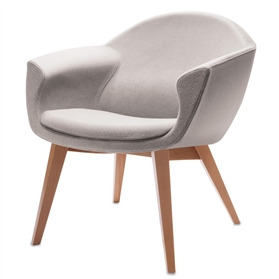 Connection Mortimer Upholstered Chair