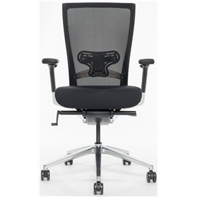 NEXT DAY DELIVERY! Techo Sidiz Mesh Office Chair with Lumbar