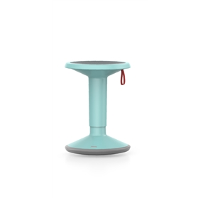 Interstuhl UPis1 Adjustable Stool, Ice Blue