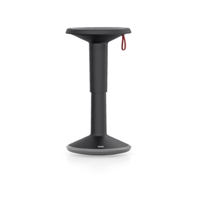 NEXT DAY DELIVERY! Interstuhl UPis1 Adjustable Stool, Deep Grey