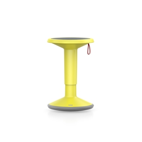 Interstuhl UPis1 Adjustable Stool, Fresh Yellow